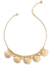 Lilly Pulitzer - Sea Fan Necklace - Lyst