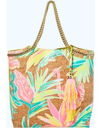 Lilly Pulitzer - Reversible Seaside Tote Bag - Lyst