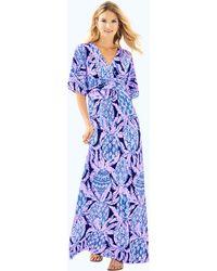 Lilly Pulitzer - Parigi Maxi Dress - Lyst