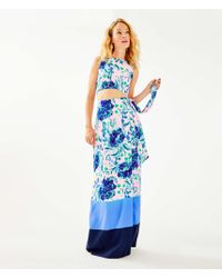 Lilly Pulitzer - Jemma Crop Top And Skirt Set - Lyst