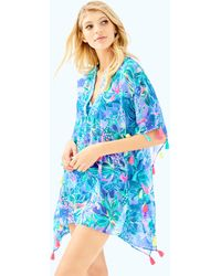 Lilly Pulitzer - Arline Cover Up - Lyst