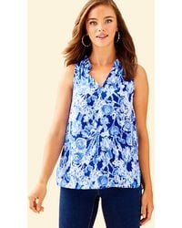 Lilly Pulitzer - Amandine Top - Lyst