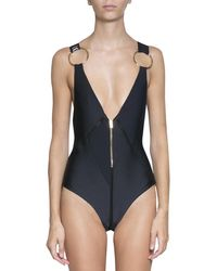 Fausto Puglisi - Royality Swimsuit - Lyst