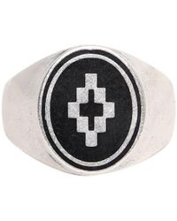 Marcelo Burlon - Cross Ring - Lyst