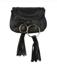 See By Chloé - Polly Leather Mini Bag - Lyst