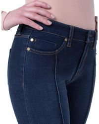 Liverpool Jeans Company - Abby Ankle High Rise Pintuck 4-way Stretch Contour - Lyst