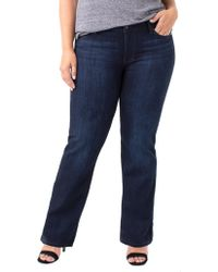 Liverpool Jeans Company - Lucy Bootcut Silky Soft - Lyst