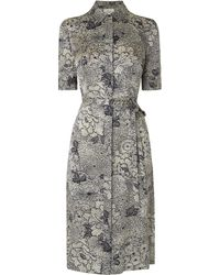 L.K.Bennett - Cheska Print Dress - Lyst