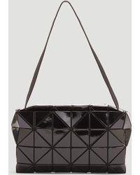 de835cacb881 Bao Bao Issey Miyake - Prism Cross-body Bag In Black - Lyst
