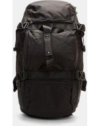 F/CE - 3way Big Duffel Bag In Black - Lyst
