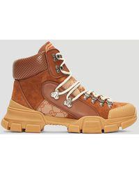 55a140c81 Gucci Flashtrek - Women's Gucci Flashtrek Sneakers - Lyst