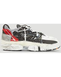 Maison Margiela - Fusion Trainers In White - Lyst