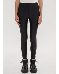 Gucci - Logo Leggings In Black - Lyst