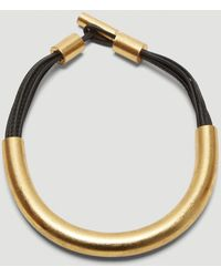 Monies - Canberra Necklace In Gold - Lyst