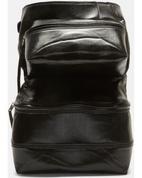Rick Owens - Double Cargo Chap Bag In Black - Lyst