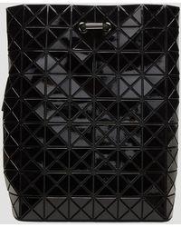 Bao Bao Issey Miyake - Wring Drawstring Bag In Black - Lyst