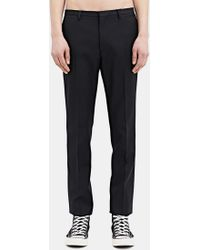 Calvin Klein - Men's Crosby Tailored Pants From Ss15 In Black - Lyst