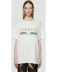 0f84153e6674 Women's Gucci Tops - Lyst