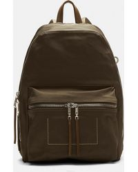 Rick Owens | Hardware Backpack In Khaki | Lyst