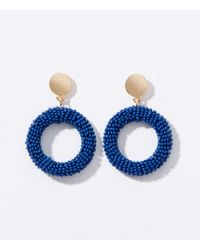 d1219e121 Women's LOFT Earrings - Lyst