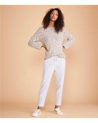 48b3a6d6fdc48 Women's LOFT Track pants and jogging bottoms Online Sale - Lyst