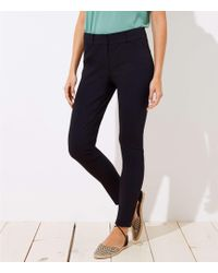 LOFT - Tall Skinny Pants In Julie Fit - Lyst
