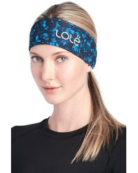 Lolë - Sublime Headband - Lyst