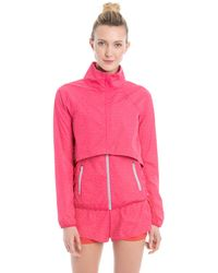 Lolë - Sway 3-in-1 Reflective Jacket - Lyst