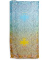 Echo - Ombre Paisley Scarf - Lyst