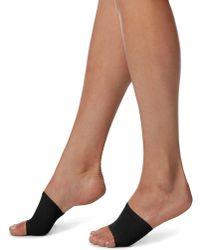 Hue - Two-pack Slide Liner Socks - Lyst