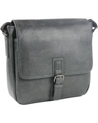 Kenneth Cole Reaction - Pu Single Gusset Flapover Tablet Case - Lyst