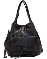 Sanctuary - Laurel Canyon Leather Drawstring Tote - Lyst