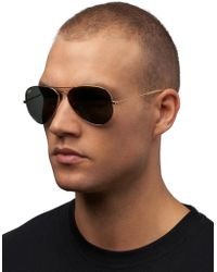 Ray-Ban | Original Aviator Sunglasses | Lyst