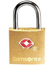 Samsonite - Travel Sentry 2 Pack Brass Key Locks - Lyst