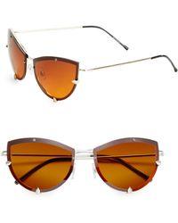 Spitfire - Shark Tooth 60mm Sunglasses - Lyst