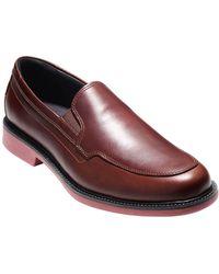 Cole Haan - Great Jones Venetian Loafers - Lyst