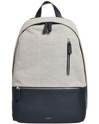 Skagen Kroyer Twill Heathered Backpack