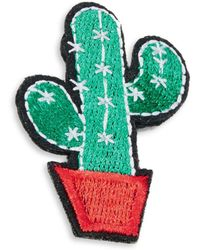 R.j. Graziano - Cactus Patch Pin - Lyst