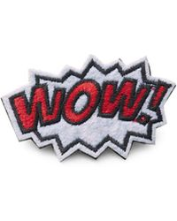 R.j. Graziano - Wow Patch Pin - Lyst