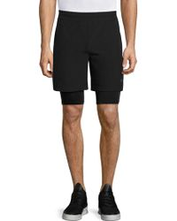 Mpg - Up Your Game Run Shorts - Lyst