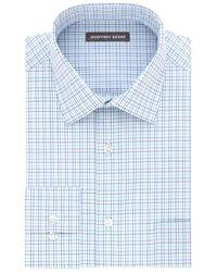 Geoffrey Beene - Straight-fit Button Down Dress Shirt - Lyst