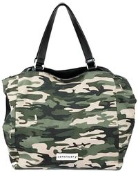 Sanctuary - Downtown Camouflage Tote - Lyst