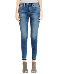 Two By Vince Camuto - Release Hem Skinny Jeans - Lyst
