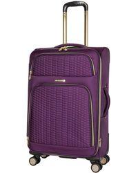 "Aimee Kestenberg - Florence 24"" Expandable Eight-wheel Suitcase - Lyst"