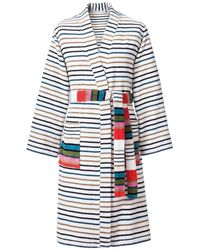 Sonia Rykiel - Combed Cotton Belted Bath Robe - Lyst