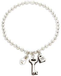 Ruby Rd. - Cambiaron La Cerradura Key Pendant Necklace - Lyst