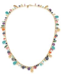 Lauren by Ralph Lauren - Pop Style Semi-precious Accent Necklace - Lyst