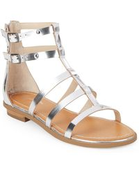 515888be41cc Ivanka trump Beauty Caged Sandals in Natural