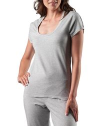 Naked - Essential Cotton Tee - Lyst