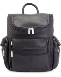 Royce - Executive Handcrafted Laptop Backpack - Lyst